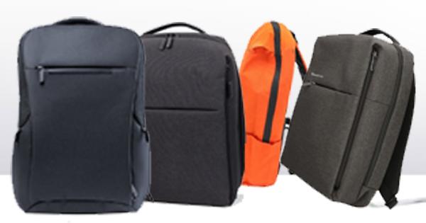 Xiaomi Mi Backpack, las 4 mochilas urbanas
