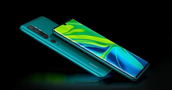 Xiaomi Mi Note 10, la revolución de las cámaras