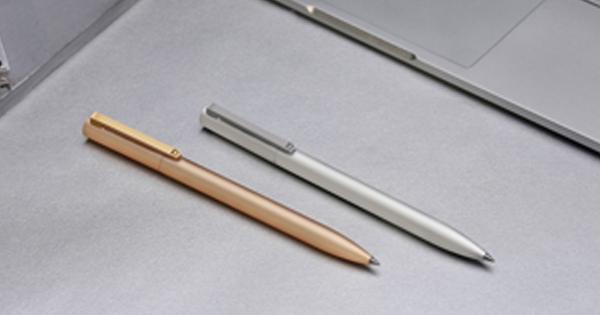 Xiaomi Mi Aluminium Rollerball Pen Â¿Un boli?