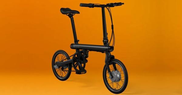 Xiaomi Qicycle Â¿Una de las mejores bicicletas inteligentes?