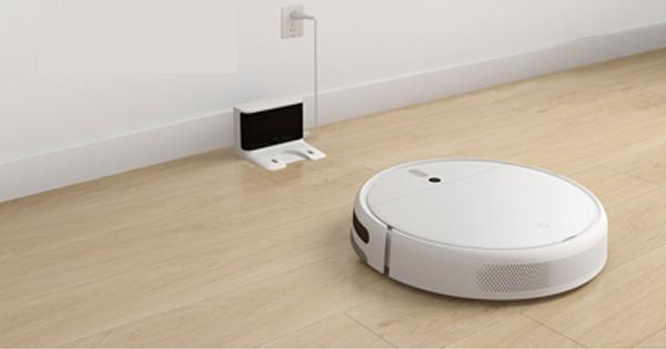 Xiaomi Mi Robot Vacuum, 4 robots aspirador con mopa inteligente