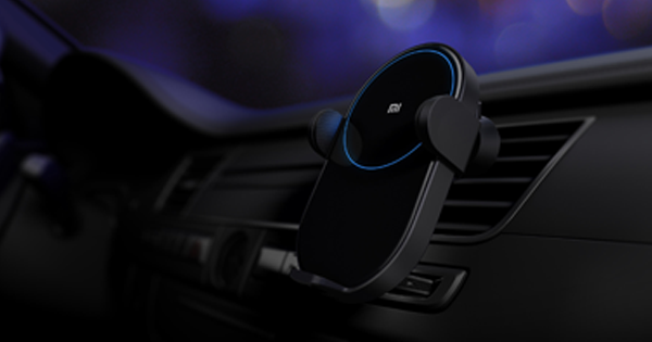 Xiaomi Mi Wireless Car, cargador inalámbrico para automóvil